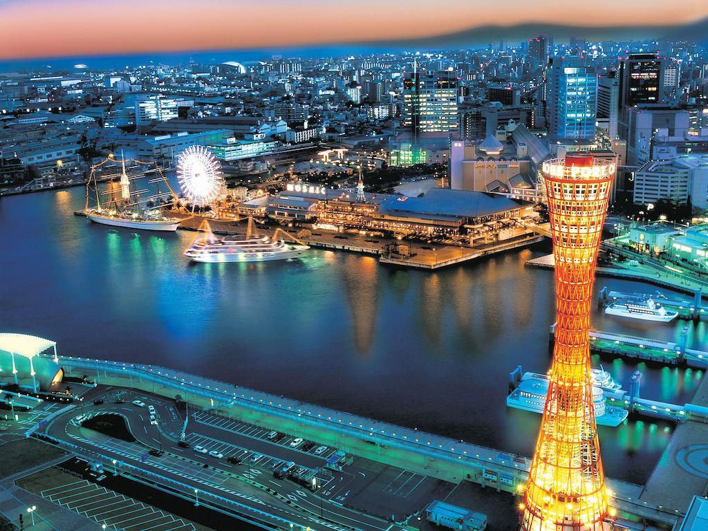 Kobe Portopia Hotel in Kobe, Kobe Hotel ...